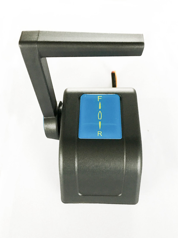 Caroute Brushless Electric Motor Handle Throttle